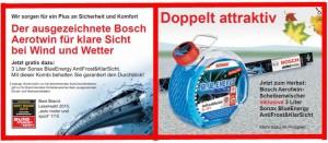 Bosch Sonax Herbst Aktions Kombi